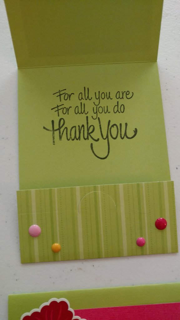 Handcrafted Custom Cards: Any Occassion (1)
