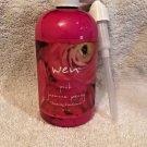 Wen 16 oz Cleansing Conditioner Sealed w pump (Pink Jasmine Peony)