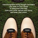 SHOETIPS: Training your Mind in Golf
