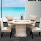 Natural Linen Dining Chairs (Set of 4 Pcs)