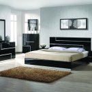 Barcelona 5 Pcs Queen Bedroom Set