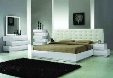 Spain 5 Pcs Eastern King Bedroom Set (3 Sizes)