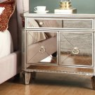 T1830 – Borghese Mirrored Bedroom Nightstand