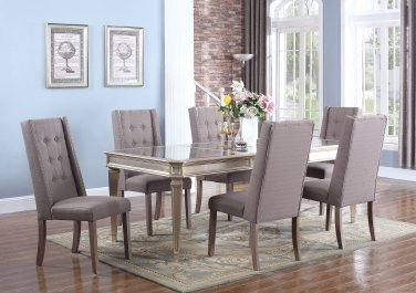 T1810 � Palais 5 Pcs Dining Room Set Collection (Otter)