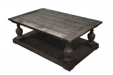 FW138- Anthropologie Signature Rustic Coffee Table