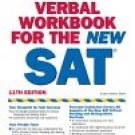 Verbal Workbook for the NEW SAT (Barron's Verbal Workbook for Sat I) (Paperback)