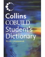 Collins Cobuild Student's Dictionary Plus Grammar