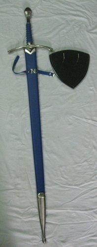 LOTR Glamdring Sword of Gandalf +Scabbard + Wall Plaque