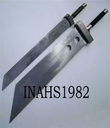 "F.F Cloud Buster Strife Sword 52"" + 42"" Strife Sword"