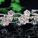 Bride bridesmaid wedding tiara accessories crystal headpiece regal imperial comb 599S