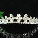 wedding tiara bridal accessories,handmade swarovski sparkle headpiece,regal imperial comb 20Y