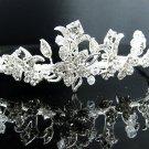 Bridal accessories; wedding tiara; aloy crystal handmade headband ; elegant headpiece kc1214