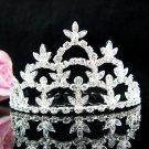 Silver bridal crystal comb,bridesmaid hair accesssories,wedding tiara regal 8492**FREE SHIPPING