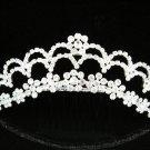 Silver bridal crystal comb,bridesmaid hair accesssories,wedding tiara regal 1103**FREE SHIPPING