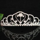 Elegant Pageant Bridal Wedding Princess Rhinestone Tiara Crown Headband A171S