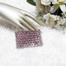 Woman Accessories Sparkling Stretch Rhinestone Prom Wedding Pageant Bridal Bracelet JT2