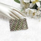 Sparkling Stretch Rhinestone Prom Wedding Pageant Bridal Bracelet woman accessories JT9