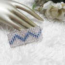 Sparkling Stretch Rhinestone Prom Wedding Pageant Bridal Bracelet woman accessories Jt11