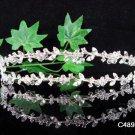 Elegant Pageant Bridal Wedding Princess Rhinestone Tiara Crown Headband 4898