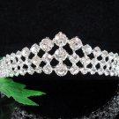 Bride, Wedding Tiara Swarovski Crystals and Rhinestones 160