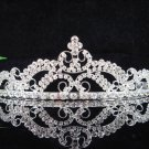Bride, bridesmaid Headband Wedding Tiara Fancy Crystal Rhinestones Regal 6545