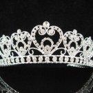Bride, bridesmaid Headband Wedding Tiara Fancy Crystal Rhinestones Regal 8742