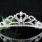 Bride, bridesmaid Headband Wedding Tiara Fancy Crystal Rhinestones Regal 8760s