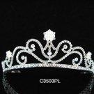 Bride, bridesmaid Headband Wedding Tiara sweetheart Crystal Rhinestones Regal 3503