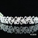 Bride, bridesmaid Wedding Alloy Tiara Crystal Rhinestones Headband 609