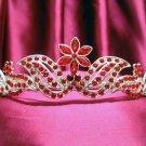 Bride, bridesmaid Wedding Alloy Tiara Crystal Rhinestones Headband 520r