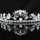 Bridal Headband,Bridal bridesmaid Wedding Band, Rhinestones Alloy Floral Bride Headband 1770