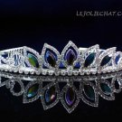 Bridal Headpiece ,Bridal bridesmaid Wedding Tiara ,Vintage Rhinestones Alloy Bride Headband 1079
