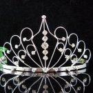 Bride Bridal Headpiece,Bridesmaid Wedding Tiara,Huge Bridal Tiara 8183
