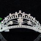Bride Bridal Headpiece,Bridesmaid Wedding Tiara,Filigree floral Bridal Tiara 8501