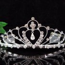 Silver sweetheart Bride Bridal tiara ,Bridesmaid Wedding Tiara,Bridal Tiara 960