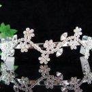 Bride Bridal Silver Serpent headband Bridesmaid Wedding Tiara,Bridal Tiara 149