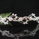 Elegant Pageant Bridal Wedding Princess Rhinestone Tiara Crown Headband,Bridal Tiara 618