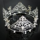Elegant Pageant Bridal Tiara Wedding Princess Rhinestone Crown Headband,Bridal Tiara 8542