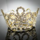 Elegant Pageant Bridal Tiara Wedding Princess Rhinestone Bridal Crown Headband,Wedding Tiara 55g