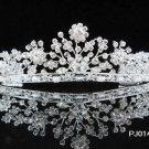 Bridal Wedding Tiara,Elegant Silver Crystal Bride Headpiece ,Bridal tiara 145
