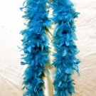 50g Feather Fringe ;Coque Rooster fluffy Marabou feather boa #f50b