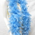 50g Turkey Feather Fringe ;Coque Rooster fluffy Marabou feather boa #f50LB