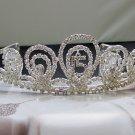 15 or 16 Birthday Tiara;Silver Sweetheart Crystal Occasion Tiara;Fashion Hair accessories#4896
