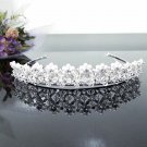 Elegance Bridesmaid Tiara;Occasion Crystal Tiara;Fancy Fashion Hair accessories#490