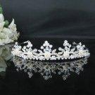 Elegance Bridesmaid Tiara;Occasion Crystal Bride headpiece ;Fancy Fashion Hair accessories #1642