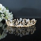 Gorgeous Bridesmaid Tiara;Crystal Bride headpiece ;Fancy Fashion Hair accessories #7784g