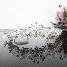 Bridesmaid Tiara;Occasion Crystal Silver Bride Headband ;Fancy Fashion Hair accessories #1305