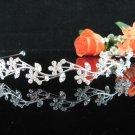 Bridesmaid Tiara;Occasion Crystal Silver Bride Headband ;Fancy Fashion Hair accessories #5305s