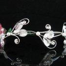 Bridal Veil ;Opera Hair accessories ;Bridesmaid Tiara;Fancy Silver Vine Bride Headband#4344