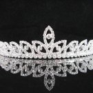 Bridal Veil ;Opera accessories ;Bridesmaid Tiara;Teen girl headpiece;Silver Bride Headband#622s